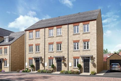 4 bedroom terraced house for sale - Plot 31, Haversham at The Chimes, Off Vendee Drive, Chesterton OX26