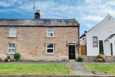 2 bedroom end of terrace house for sale - Castle Street, Norham, BERWICK-UPON-TWEED, Northumberland