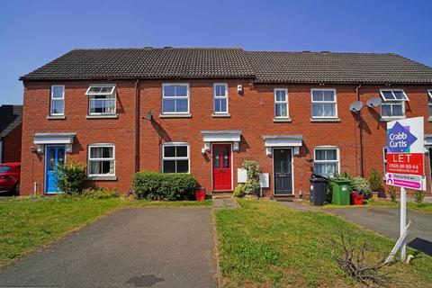 2 bedroom terraced house to rent - Mulberry Close, Leamington Spa