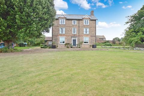 9 bedroom semi-detached house for sale - The Manor House & Manor Cottage, West Street, Timberland