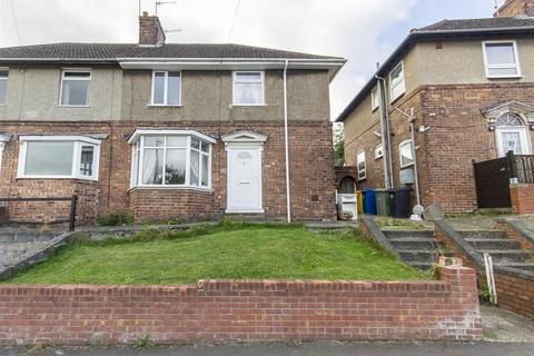 3 bedroom semi-detached house for sale - Hollingwood Crescent, Hollingwood, Chesterfield