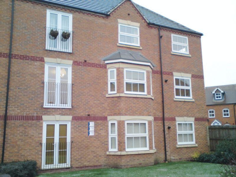 2 Bedrooms Apartment Flat for sale in THAMES WAY, HILTON