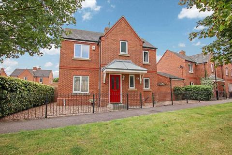 3 bedroom detached house for sale - Partridge Green, Witham St Hughs