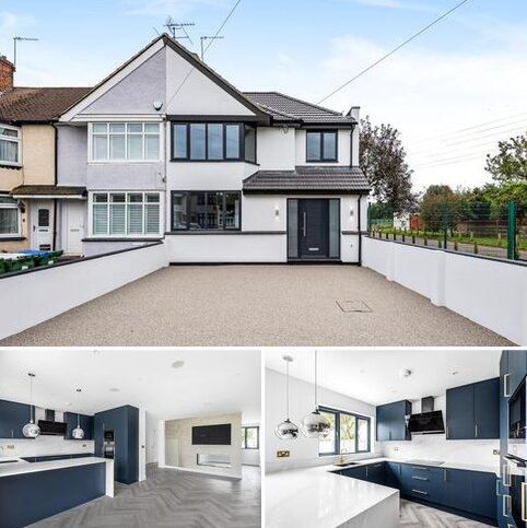 4 bedroom end of terrace house for sale - Sherwood Park Avenue Sidcup DA15