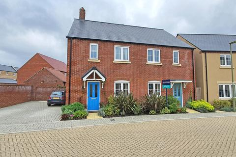 3 bedroom semi-detached house for sale - Stratford Way, Bicester, Oxfordshire