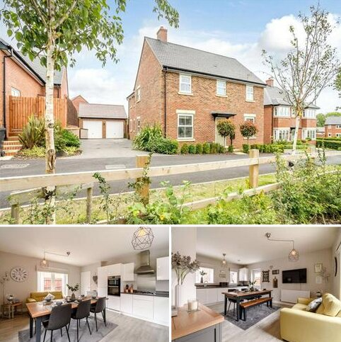 4 bedroom detached house for sale - Barley Way, Market Harborough, Leicestershire