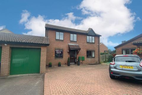 4 bedroom detached house for sale - Woodhall Close, West Hunsbury