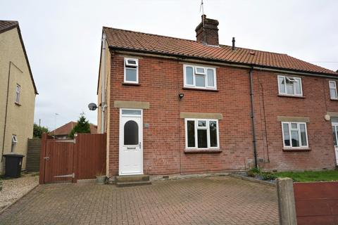 3 bedroom semi-detached house for sale - Fuller Road, North Walsham