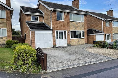 4 bedroom detached house for sale - Crane Ley Road, Groby, Leicester