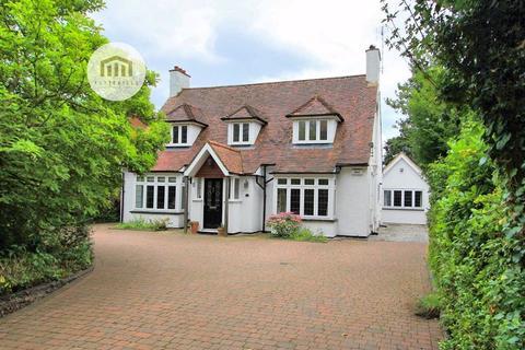 4 bedroom detached house for sale - Swangleys Lane, Knebworth SG3 6AA