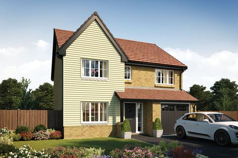 4 bedroom detached house for sale - Plot 7, The Cutler at Wellfield Rise, Wellfield Road, Wingate TS28