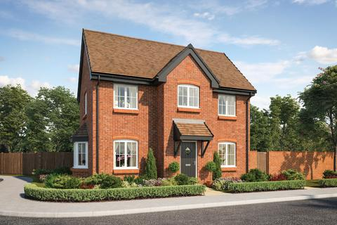 3 bedroom detached house for sale - Plot 137, The Thespian at Wellfield Rise, Wellfield Road, Wingate TS28