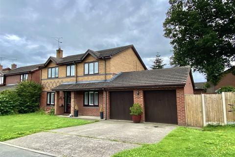 4 bedroom detached house for sale - Greenfield View, Cross Lanes, Wrexham, LL13