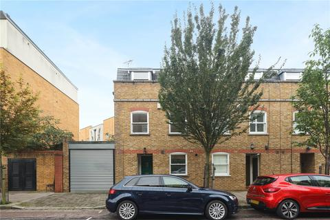 4 bedroom end of terrace house for sale - Enfield Road, London, N1