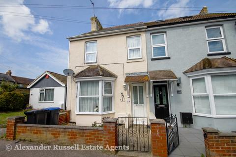 3 bedroom end of terrace house for sale - Richborough Road, Westgate-On-Sea, CT8