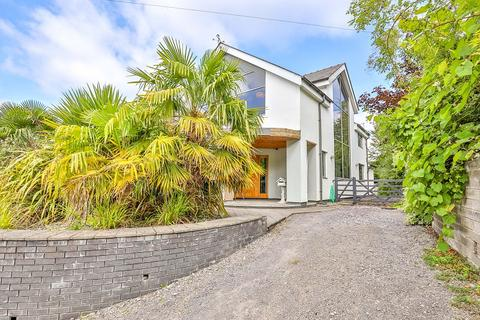 4 bedroom detached house for sale - Fox's Den, Cross Common Road, Dinas Powys, The Vale Of Glamorgan. CF64 4TP