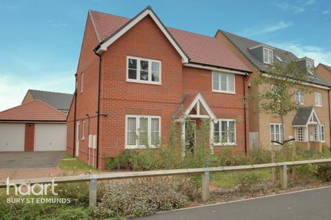 4 bedroom detached house for sale - Myrtlewood Road, Bury st edmunds