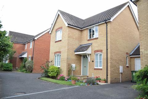 4 bedroom link detached house for sale - Brook Farm Road, Saxmundham