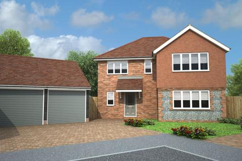 4 bedroom detached house for sale - The Meadows, Manston