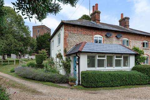 2 bedroom semi-detached house for sale - Church Street, Upton Grey, Basingstoke, RG25