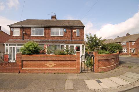 3 bedroom semi-detached house for sale - Berkeley Avenue, Hartlepool