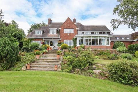 5 bedroom detached house for sale - Nethermoor Road, Wingerworth, Chesterfield, Derbyshire, S42