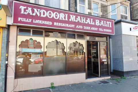 Restaurant to rent - Tandoori Mahal Balti,  Albany Road, Cardiff