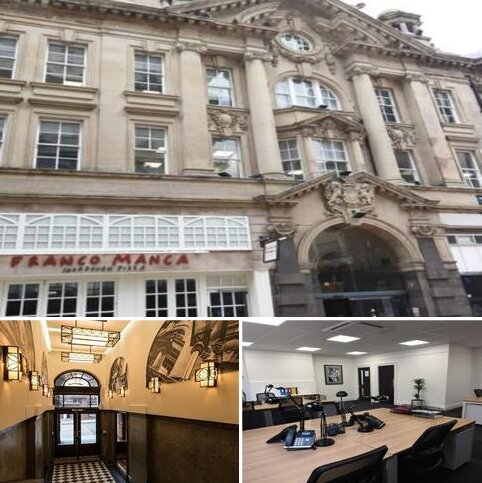 Property to rent - Serviced Offices From £225 PCM – 18-19 Bennetts Hill, Birmingham, B2