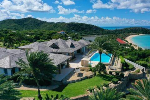 7 bedroom house - Villa Kathleen, Galley Bay Heights, St Johns, Antigua