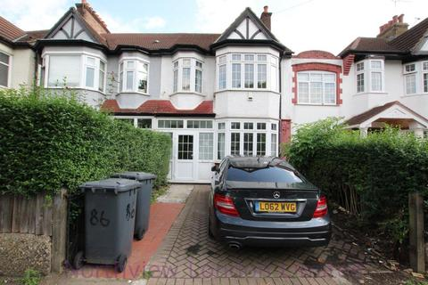 4 bedroom terraced house to rent - Downhills Way, Tottenham, N17