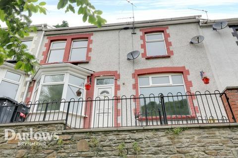 3 bedroom terraced house for sale - Troy Road, Llanhilleth
