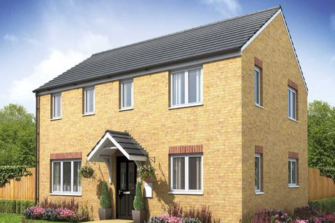 3 bedroom semi-detached house for sale - Plot 96, The Clayton Corner at Persimmon at White Rose Park, Drayton High Road NR6