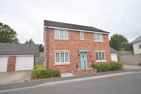 4 bedroom detached house for sale - 23 Canon Walk, Llandough, Penarth, Vale of Glamorgan, CF64 2NE