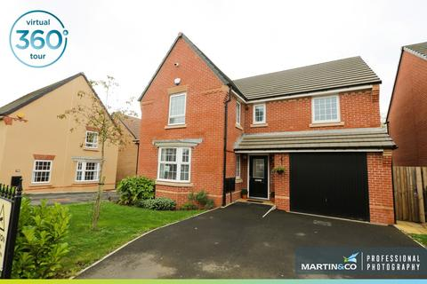 4 bedroom detached house for sale - Cypress Crescent, St Mellons