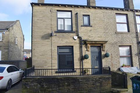 2 bedroom end of terrace house for sale - Albert Edward Street, Queensbury