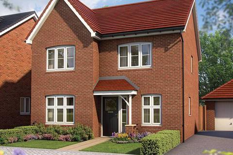 4 bedroom detached house for sale - Plot 346, Juniper  at Beckfields, White Mill Drive, Pocklington, Yorkshire YO42