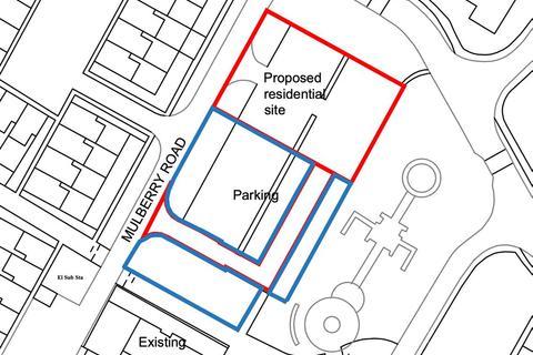 Plot for sale - Centre Point, King's Lynn