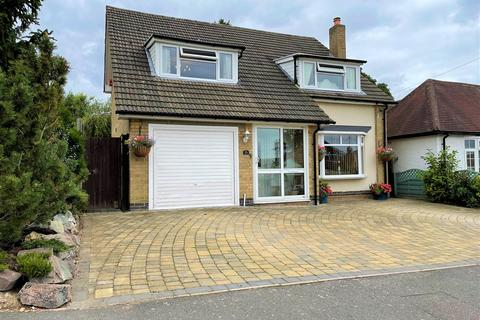 3 bedroom detached house for sale - Ashleigh Road, Glenfield Leics