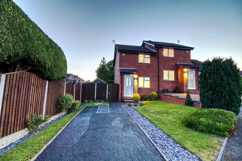 2 bedroom semi-detached house for sale - Darley Drive, West Hallam, Ilkeston
