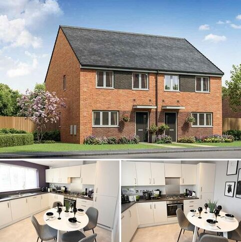 3 bedroom house for sale - Plot 126, The Marlow at The Sycamores, Stockton-on-Tees, Off Bath Lane, Stockton-on-Tees TS18