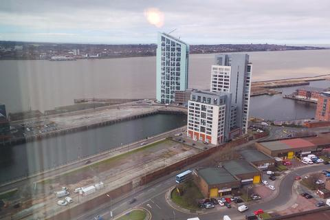 2 bedroom apartment for sale - West Tower, Brook Street, Liverpool, Merseyside, L3