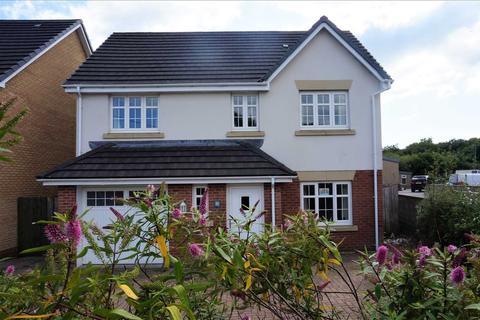 3 bedroom detached house for sale - Cysgod Yr Ysgol, GORSLAS, Llanelli