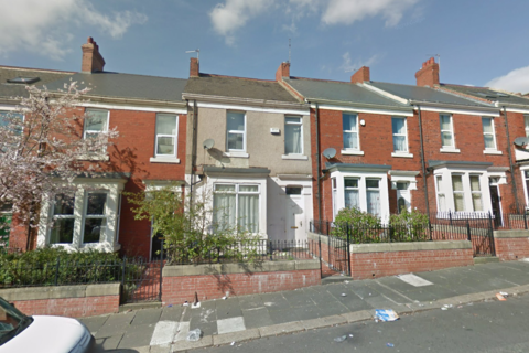 4 bedroom terraced house to rent - St John's Road, Newcastle Upon Tyne