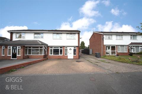 4 bedroom semi-detached house for sale - Winslow Close, Luton, Bedfordshire, LU3