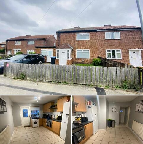 2 bedroom semi-detached house to rent - Metcalf Crescent, Murton, Seaham, County Durham, SR7