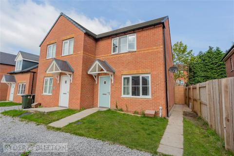 2 bedroom semi-detached house for sale - Constable Drive, Hill Top Park, Rochdale, Greater Manchester, OL11