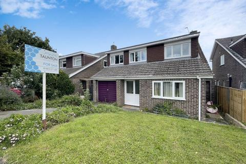 4 bedroom detached house for sale - Haines Park, Taunton