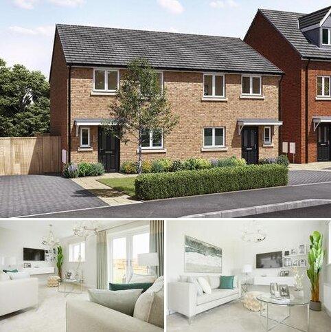3 bedroom semi-detached house for sale - Plot 46, The Eveleigh at Ayton Park, Goldcrest Rd, Washington, Tyne and Wear NE38