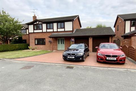 4 bedroom detached house for sale - Meadowbrook Close, Cross Lanes, Wrexham