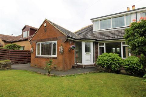 3 bedroom semi-detached bungalow for sale - Moorlands Road, Mount, Huddersfield, HD3 3UG